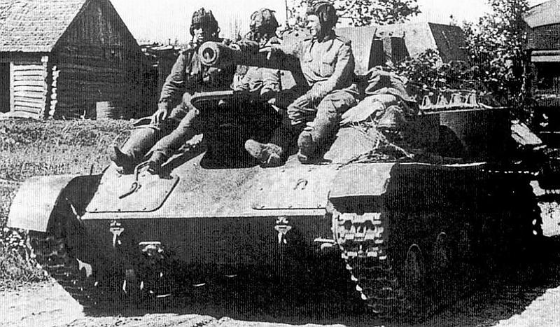 SU-76戦車駆逐車