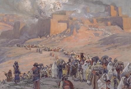 バビロン捕囚