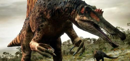 スピノサウルス3