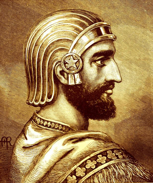 キュロス大王