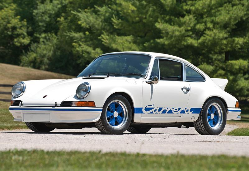 1973 Porsche 911 Carrera RS 2.7 Sport (901)