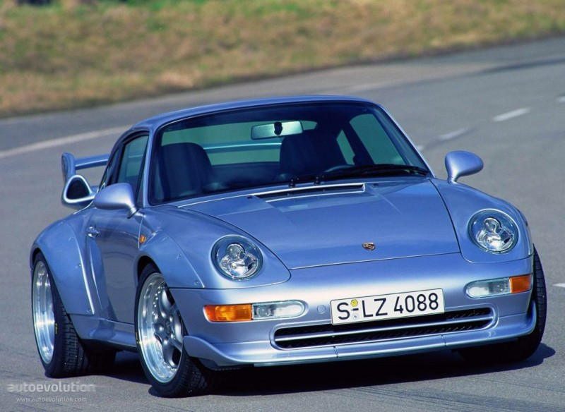 993GT2RS