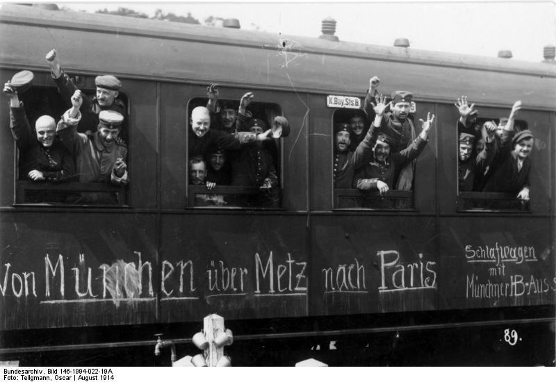 ドイツ総動員