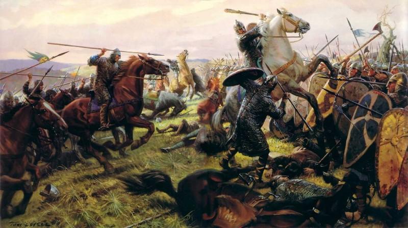 ヘイスティングスの戦い