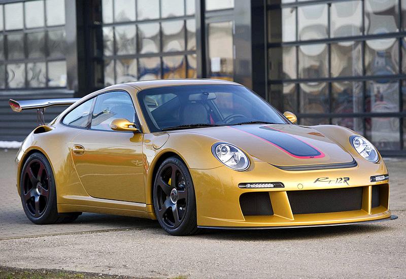 2011 Porsche RUF Rt 12 R