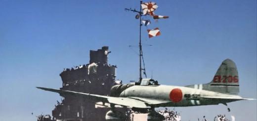 瑞鶴と99式艦爆