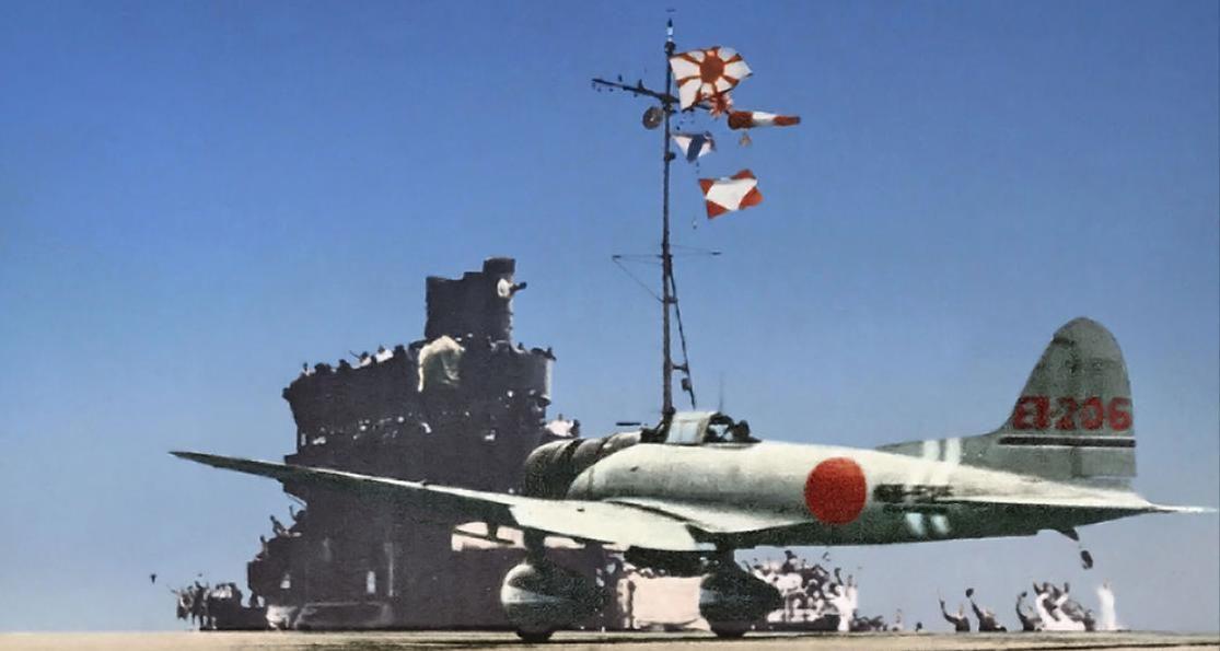 世界最強!第一航空艦隊