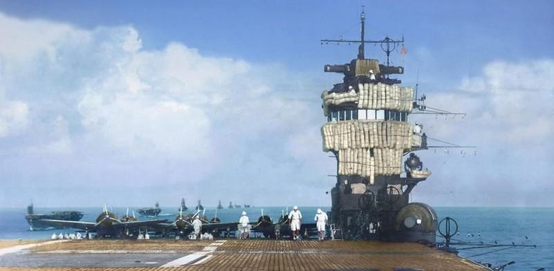 第一航空艦隊インド洋