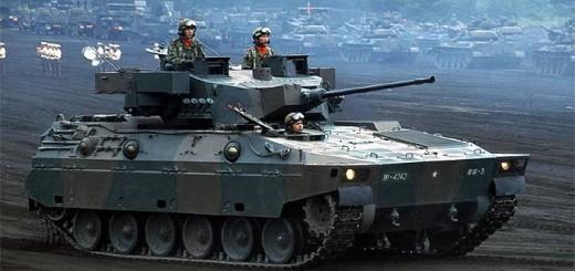 89式装甲戦闘車2
