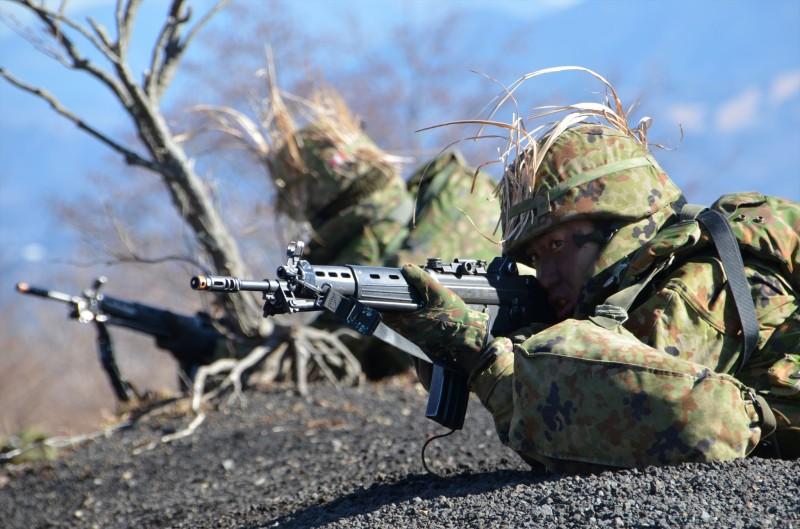 89式自動小銃2