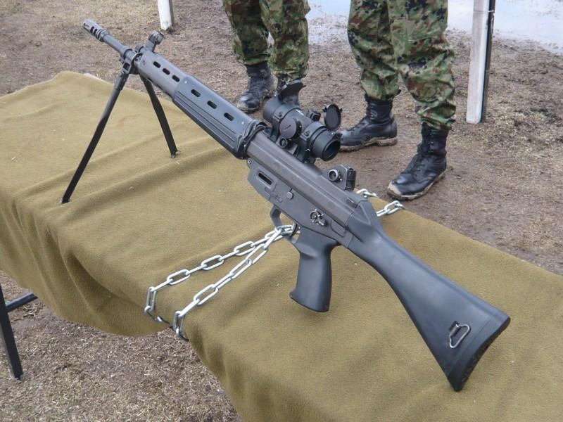 89式自動小銃3