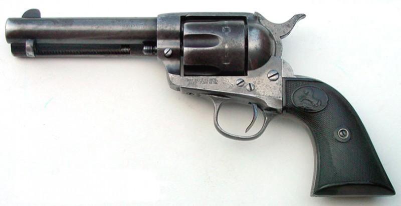 Colt SAA-S1